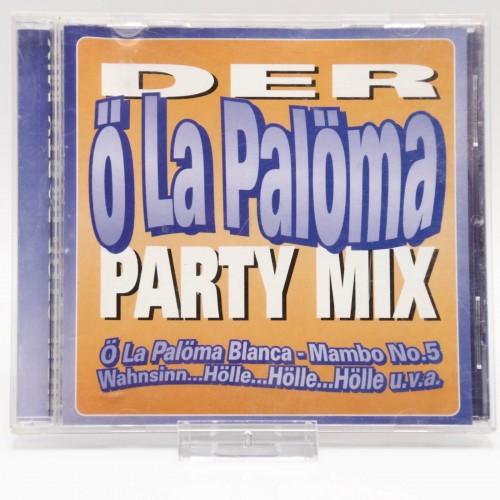 Der O La Paloma Party Mix - CD Muzica