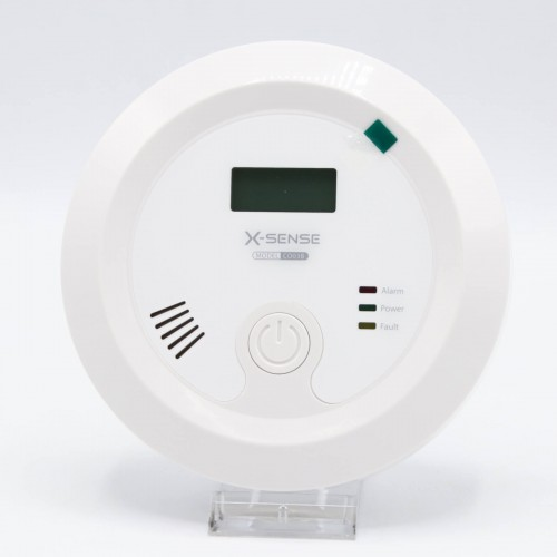 Detector Monoxid de Carbon X-SENSE CO03B, Display, Alarma