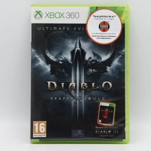 Diablo III Reaper of Souls - Joc Xbox 360