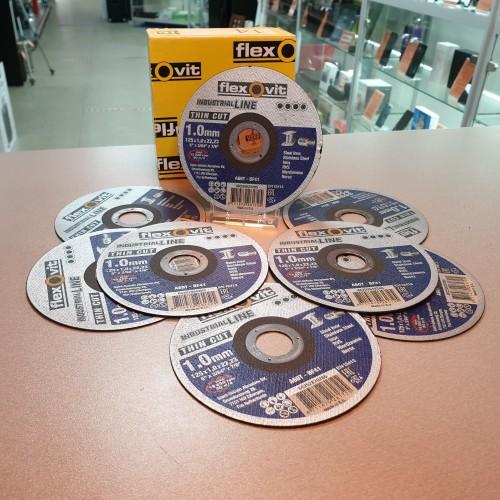 Disc Flexovit 125x1.0x22.23