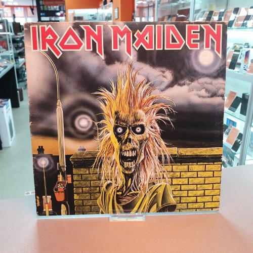 Disc Vinyl Iron Maiden 1980