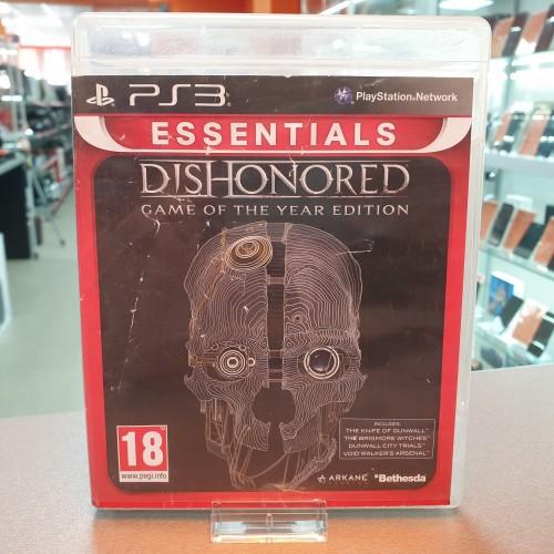 Dishonored - Joc PS3