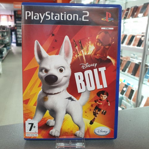 Disney Bolt - Joc PS2
