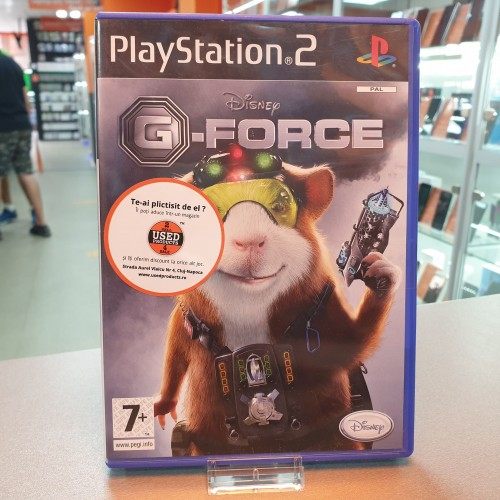 Disney G-Force - Joc PS2