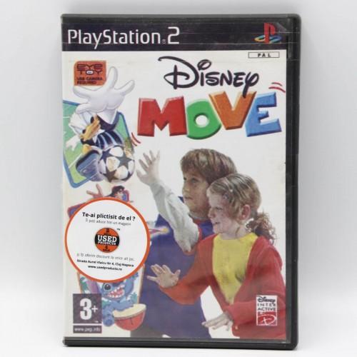 Disney Move - Joc PS2