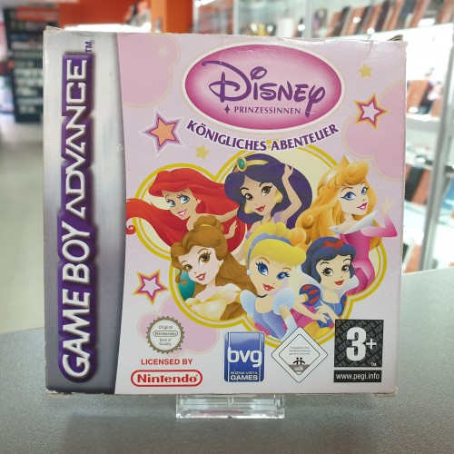 Disney Prinzessinnen Konigliches Abenteuer - Joc Gameboy Advance