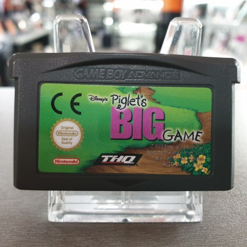 Disney's Piglet's Big Game - Joc Gameboy Advance
