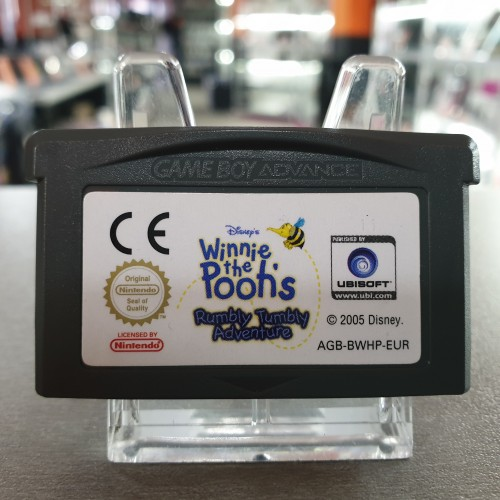 Disney's Winnie the Pooh Rumbly Trumbly Adventure - Joc Gameboy Advance