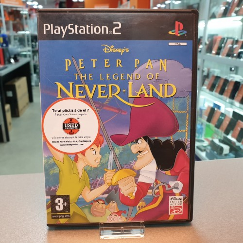 Disney's Peter Pan The Legend of Never Land - Joc PS2