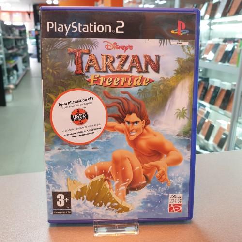 Disney's Tarzan Freeride - Joc PS2