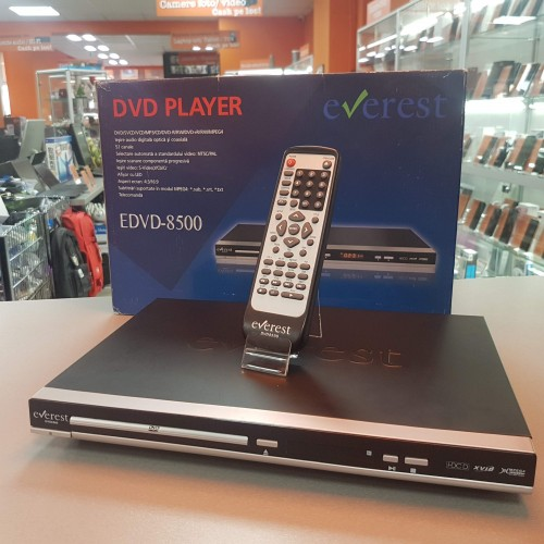 DVD Player Everest EDVD-8500