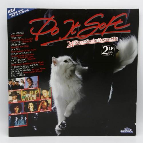 Do it Soft - 24 Power Hits - Disc Vinil