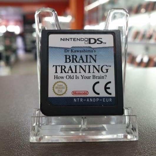 Dr Kawashima's Brain Training - Joc Nintendo DS