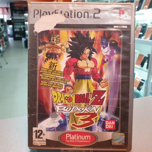 Dragon Ball Z Budokai 3 - Joc PS2