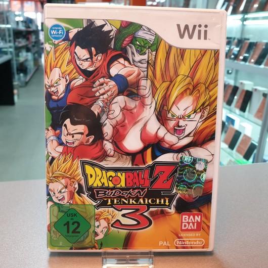 Dragon Ball Z Budokai Tenkaichi 3 - Joc Nintendo WII