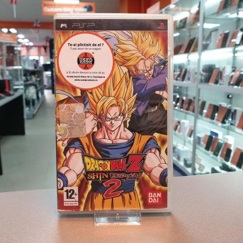 Dragon Ball Z Shin Budokai 2 - Joc PSP