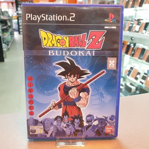 Dragon Ball Z: Budokai - Joc PS2