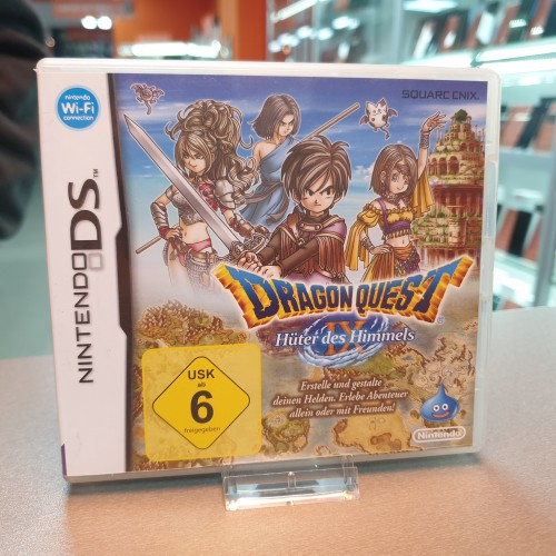 Dragon Quest IX Sentinels of the Starry Skies - Joc Nintendo DS