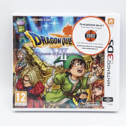 Dragon Quest VII Fragments of the Forgotten Past - Joc Nintendo 3DS