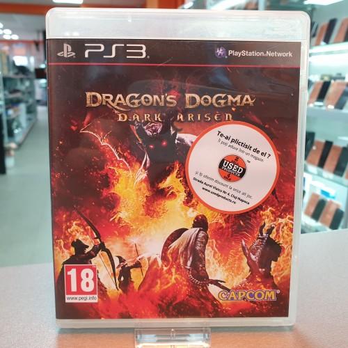 Dragon's Godma Dark Ariser - Joc PS3