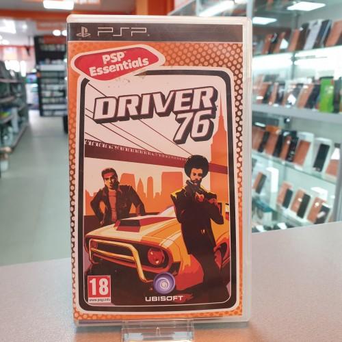 Driver 76 - Joc PSP