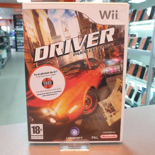 Driver Parallel Lines - Joc Nintendo Wii