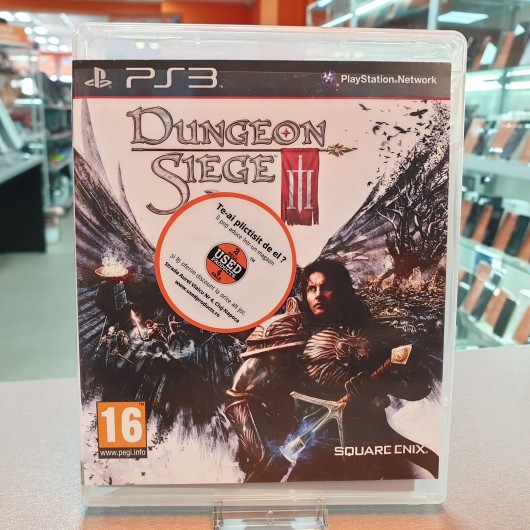 Dungeon Siege III - Joc PS3