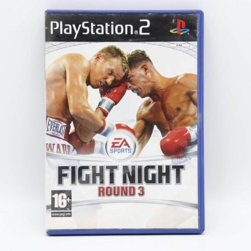 EA Sports Fight Night Round 3 - Joc PS2