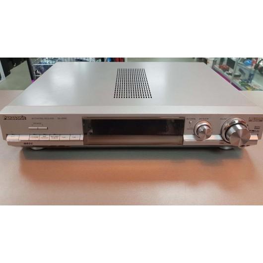 AV Control Receiver Panasonic SA-XR50  6.1 100W, 6 OHm