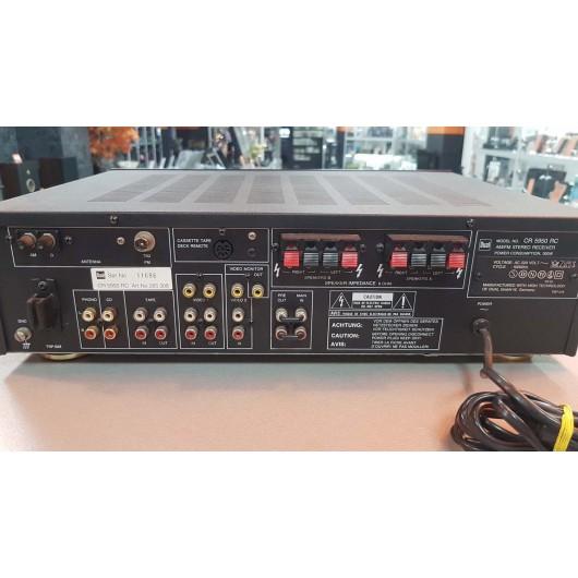 Amplificator Dual CR5950RC 60W, 8 OHm