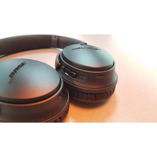 Casti audio Bose QuietComfort 35 II - Wireless