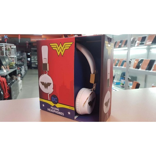 Casti audio Wonder Woman