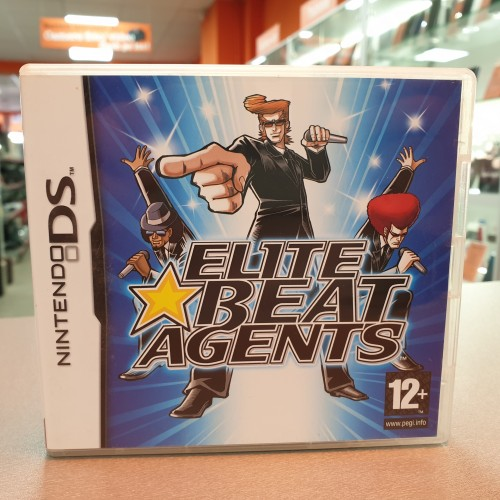 Elite Beat Agents - Joc Nintendo DS