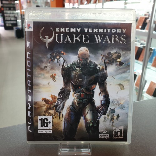 Enemy Territory Quake Wars - Joc PS3