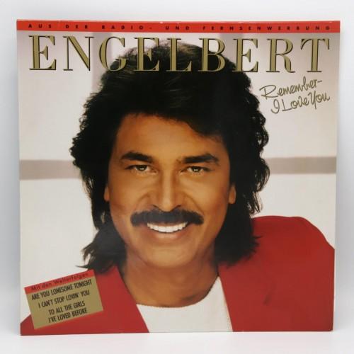 Engelbert - Remember I love You - Disc Vinil