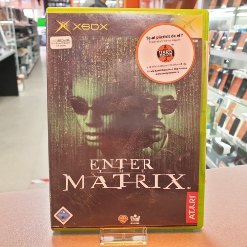 Enter the Matrix - Joc Xbox Classic
