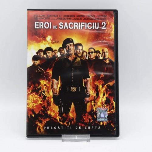 Eroi de Sacrificiu 2 - DVD Filme