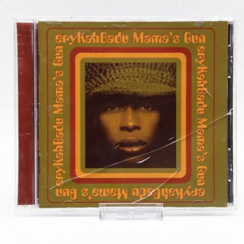 Erykah Badu Mama's Gun - CD Audio