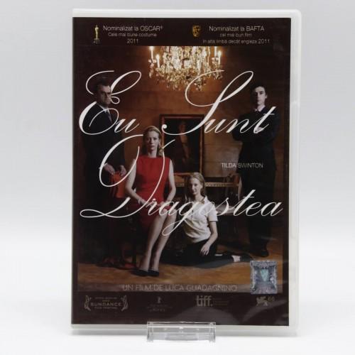 Eu Sunt Dragostea - DVD Filme