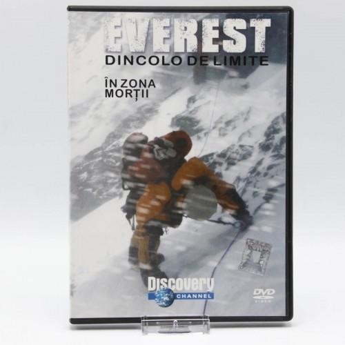 Everest Dincolo de Limite - In Zona Mortii - DVD Filme