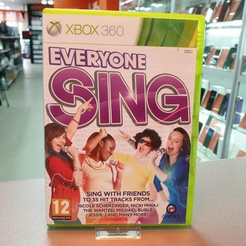 Everyone Sing - Joc Xbox 360