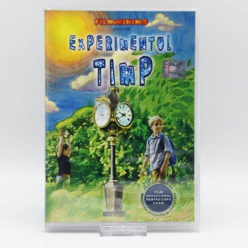 Experimentul Timp - DVD Filme
