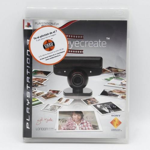 EyeCreate - Joc PS3