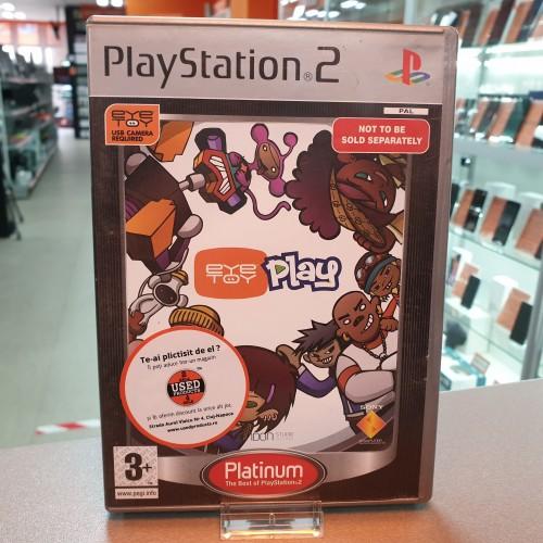 EyeToy Play - Joc PS2