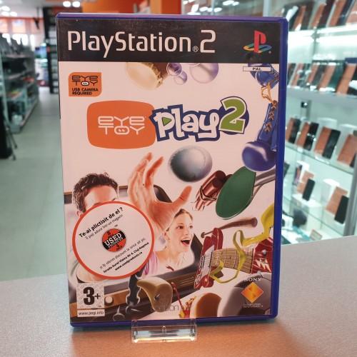 EyeToy Play 2 - Joc PS2