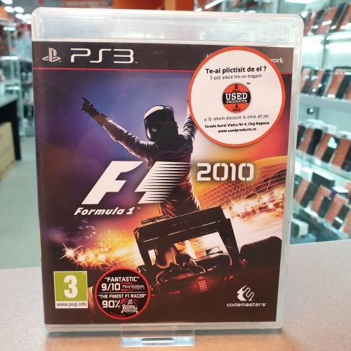 F1 2010 - Joc PS3