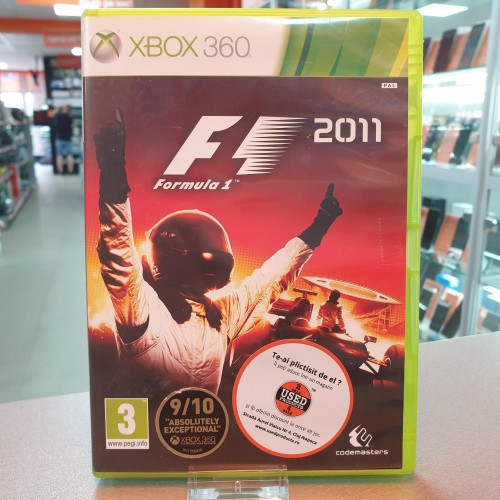 F1 2011 - Joc Xbox 360