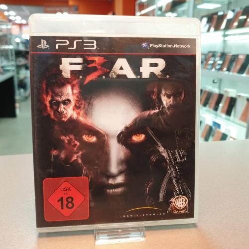 FEAR - Joc PS3