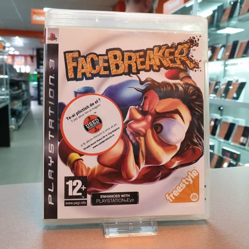 FaceBreaker - Joc PS3