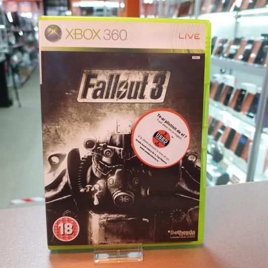 Fallout 3 - Joc Xbox 360